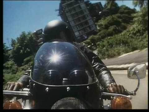 Bikies Drag Race 1974 From Great Oz Movie Stone.