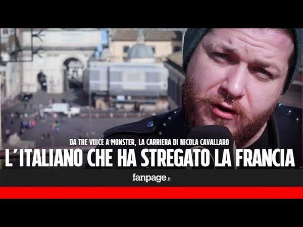 Chi è Nicola Cavallaro l'italiano che ha stregato la Francia Ora mi fermano per strada a Parigi