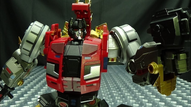 Fansproject PINCHAR Snarl EmGo's Transformers Reviews N' Stuff