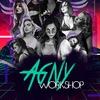 AGNY WORKSHOPS 15 ИЮНЯ 2019 - FRAME UP