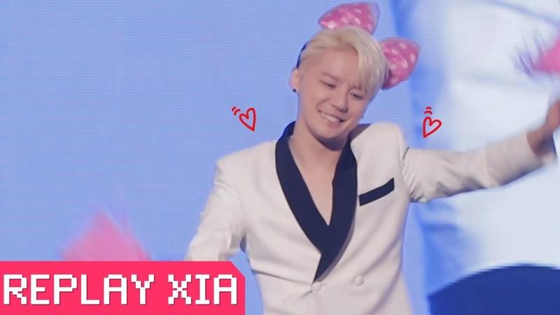 [REPLAY_XIA] 김준수(XIA) 콘서트 VCR ㅣ미키마우스가 된 지니준수🧞♂의 댄스 한마당