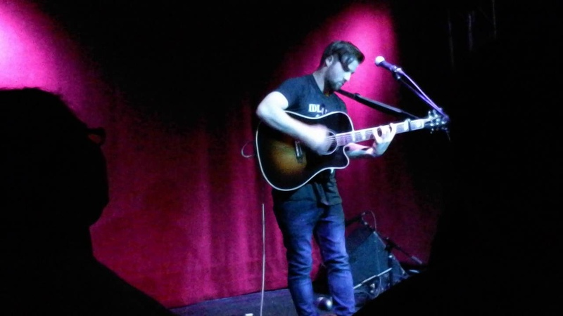 Cory Wells live @ The Slidebar 7/13/16