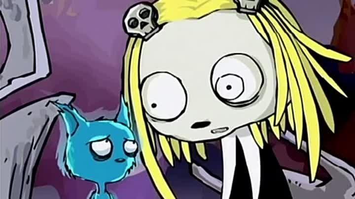 Ленор маленькая мертвая девочка эпизод 24