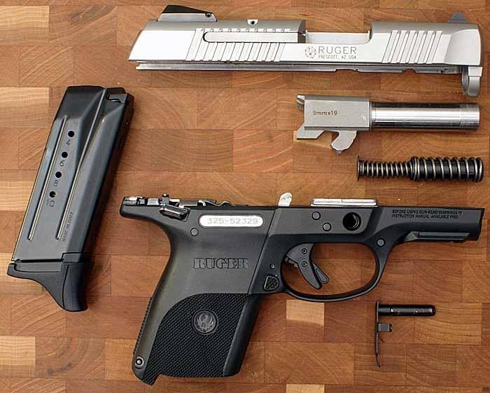 Пистолет Ruger SR9c, США, изображение №4