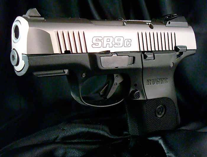 Пистолет Ruger SR9c, США, изображение №5