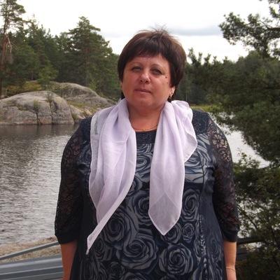 Лариса Смолина, Санкт-Петербург
