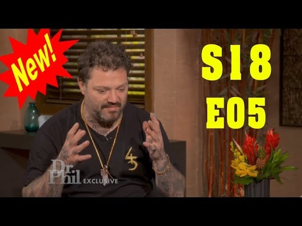 🌵💐Dr Phil Season 18 Episode 05🍄A Jackass Star's Road to Rehab: Bam's Cry for Help 🔥