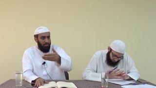 Сорок хадисов о правах Господа миров    Шейх Валид Аль-Абри    Девятый урок (1/2)