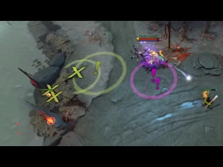 Dota wtf and funny moments