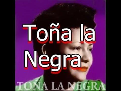 Biografía de Toña la Negra cantante y actriz mexicana