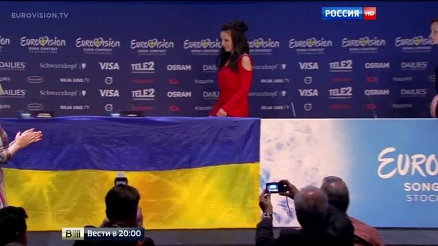 Вести в 20:00 • Фавориты Евровидения: как удается Сергею Лазареву парить над залом?