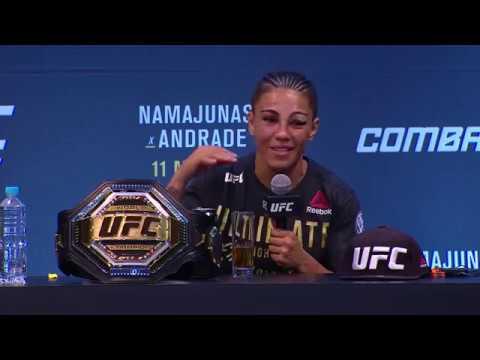 UFC237 Послематчевая пресс конференция 📹