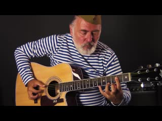 Top Number1 Russian Military March - Slavianka Farewell - Прощание Славянки - guitar на гитаре