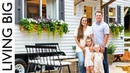 Familys Fantastic Farmhouse-Style Tiny Home Living Big In A Tiny House