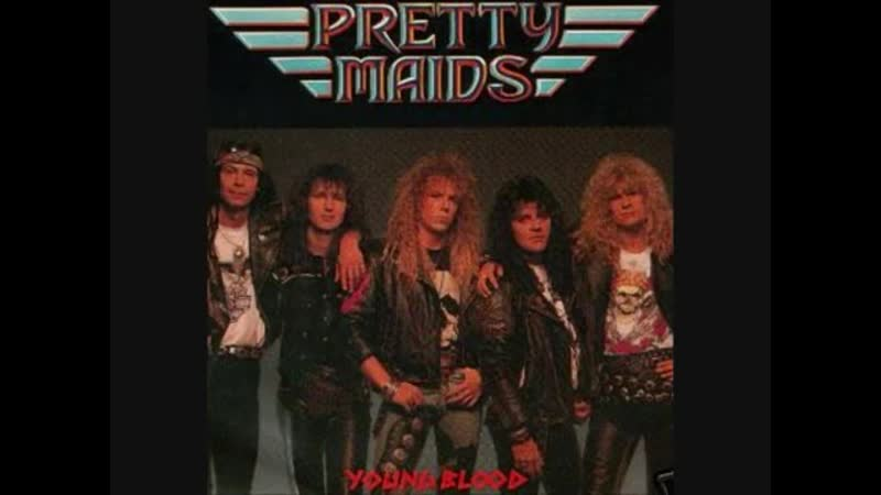 Pretty Maids - Please Dont Leave Me (Official Music Video)