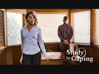 A STUDY IN GAPING  / Adriana Chechik. PureTaboo