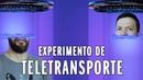 O Terrível Dilema de Teletransportar Pessoas
