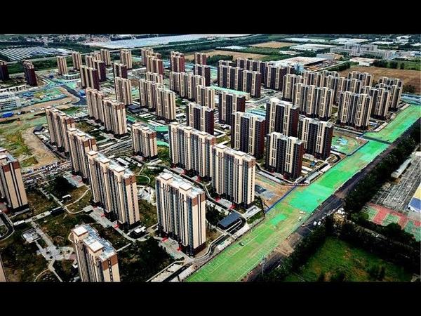Нет слов! Китайцы строят город размером со страну