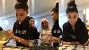 Madison Beer Instagram Live Stream 26 October 2017 Make Homemade Cupcakes