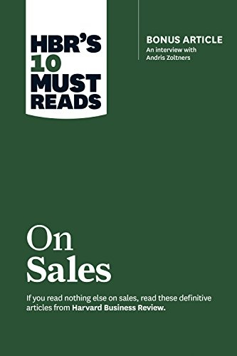 Must Reads on Sales