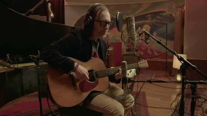 Thom Yorke Open Again Live @ Electric Lady Studios