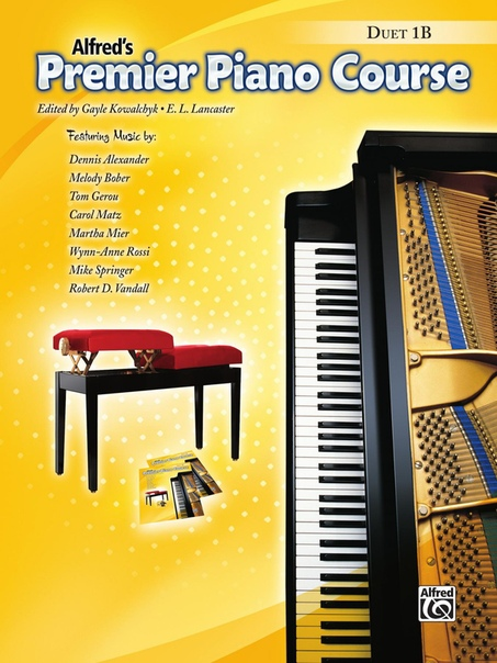 Premier Piano Course Duets, Bk 1B by Gayle Kowalchyk