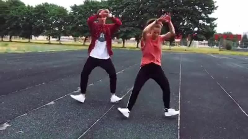 Танцы. Лиза Голод. Хип-хоп