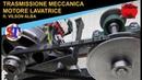 TRASMISSIONE MECCANICA ft Vilson Alba Motore lavatrice cinghia puleggia