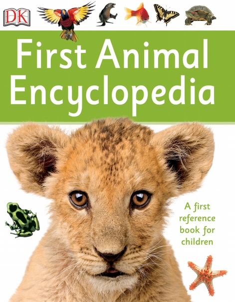 1dk first reference first animal encyclopedia