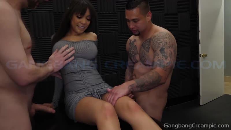 Gia Milana Gang Bang, orgy, dildo, double, Big, Tits, Porn, Секс, Порно, анал, Трах, sex,