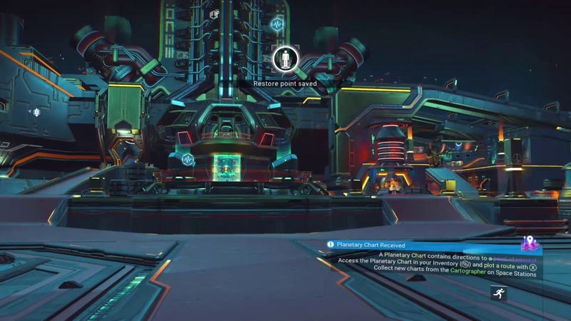 How to find the new Vendors in No Man's Sky Beyond Nexus