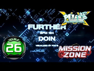 [PUMP IT UP XX] Further D26 | WINDFORCE More Powerful | MISSION ZONE ✔