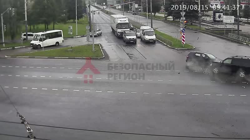 ДТП Ленинградский_Дзержинского 15 08 19
