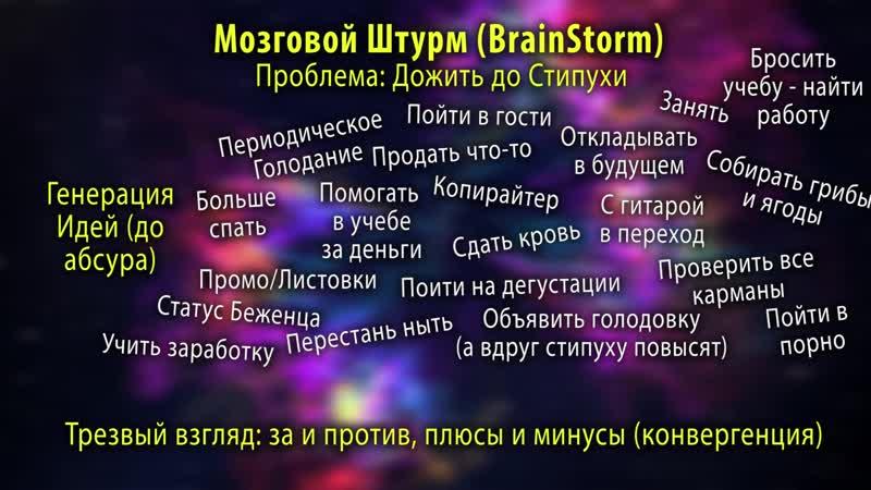 1 ВЗЛЕТ КРЕАТИВА Медитация LSD Ноотропы ПОЛНЫЙ РАЗБОР