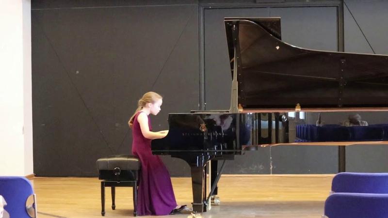 04 07 2019 M Belokopytova I st round of the 'YOUNG MUSICIAN 2019' EAMT Tallinn Estonia