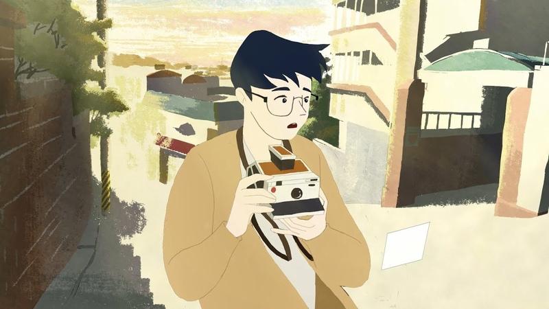 Follow Me(팔로우미)-헤어진 연인을 찾아주기 위한 사진 속 캐릭터들...-청강 애니메이션스쿨 2013년 졸업작품