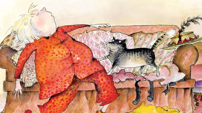 How to Put Your Parents to Bed by Mylisa Larsen and illustrated by Babette Cole