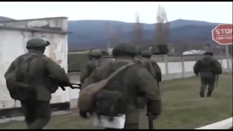Как освобождали Крым самые яркие моменты… 2