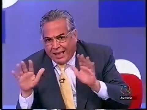 Neto humilhado por Eurico Miranda e chamado de imbecil por Oscar Roberto Godoy em 2003