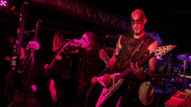 Bleeding Gods / Live / 16 Juni 2018 / Bastard Club / Osnabrück / Deutschland / Germany