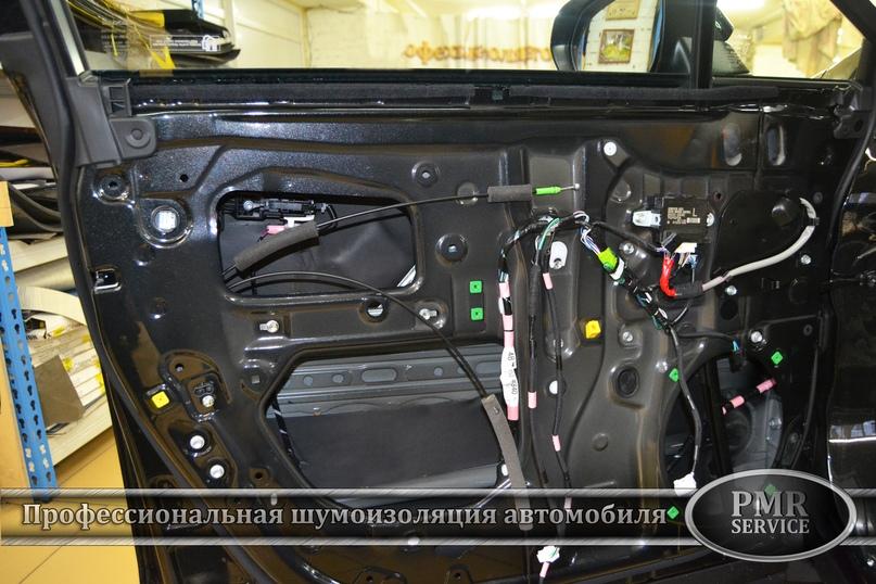 Шумоизоляция Lexus LX, изображение №14
