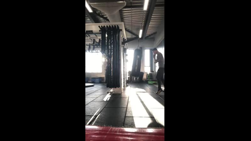Удар тренеровка силовая отдых