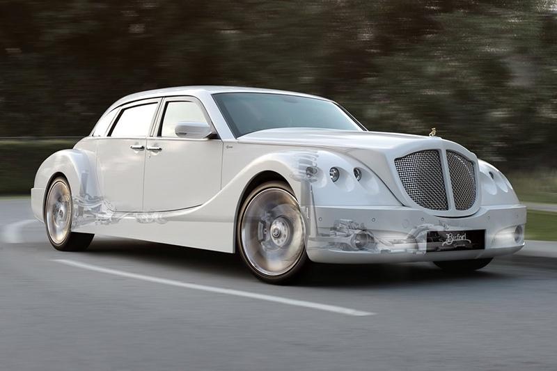 Богатые люди должны отказаться от Mercedes в пользу Bufori, изображение №3