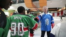 Kenyans on Ice - Hockey star plays for ClimateAction