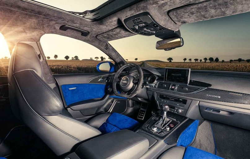 1994 Audi Avant RS2 — Авто подарившее жизнь Порше, изображение №20