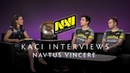 Na'Vi Interview with Kaci The International 2019