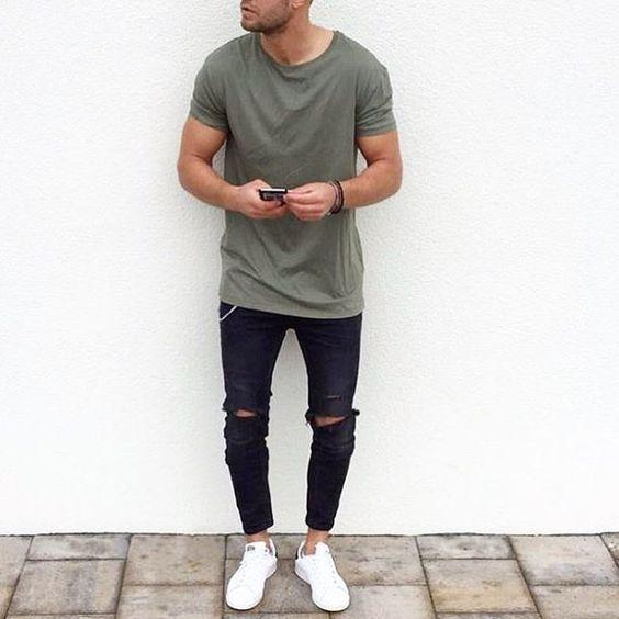 С чем носить джинсы мужчинам?