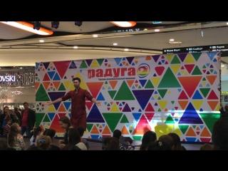 Реванта Сарабхай на фестивале Colors of India в ТРК Питер Радуга