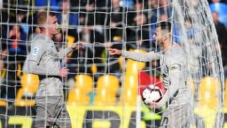 Гол! 17-й мяч Жуниора Мораеса в УПЛ за Шахтер (vs Александрия)