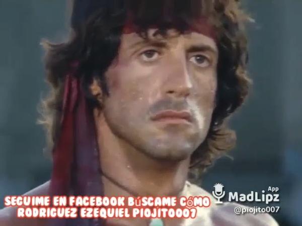 Doblajes compilado de Rambo Argento 1 piojito007